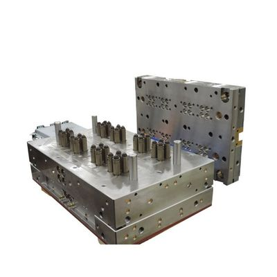 Milling Machine Plastic Injection Mold Polished Etching Treatment 50K-2000K Shots Lifespan Mould