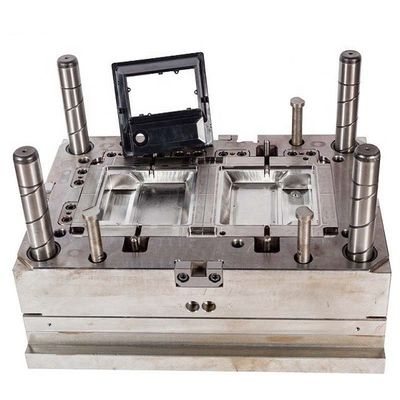 S16 Steel Injection Mold Tooling HASCO Europe Standard For PP Plastic Cover