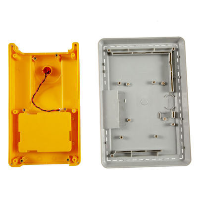 Harden S16 Steel Mould Multi Cavity Injection Molding Color Printing Plastics For Electrical Devices